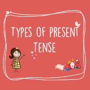 Types of Present Tense Square Thumbnail Image
