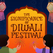 Diwali – The Festival of Lights Square Thumbnail