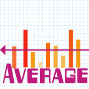 What is the Average? - Square Thumbnails Image