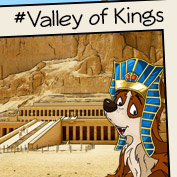 The Valley of Kings - Square Thumbnails Image