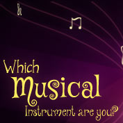Which Musical Instrument are you? - hp