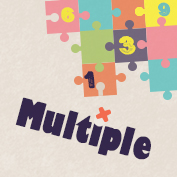 What are Factors and Multiples? - Square Thumbnails Image