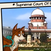 Supreme Court of India - Square Thumbnails Image