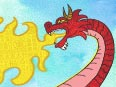 International Folk Tales: How the Dragon Came to be