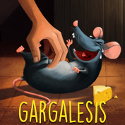 "What does ""Gargalesis"" mean? - Square Thumbnails Image"