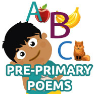 Poems For Pre-Primary Kids 02