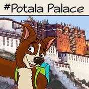 Potala Palace Lhasa, Tibet - Facts