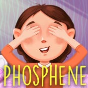 What does Phosphene mean? – Square Thumbnails Image