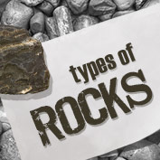Types of Rocks – Square Thumbnails