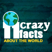 Crazy facts about the world square thumbnail