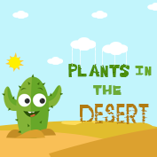 Desert plants and their adaptations