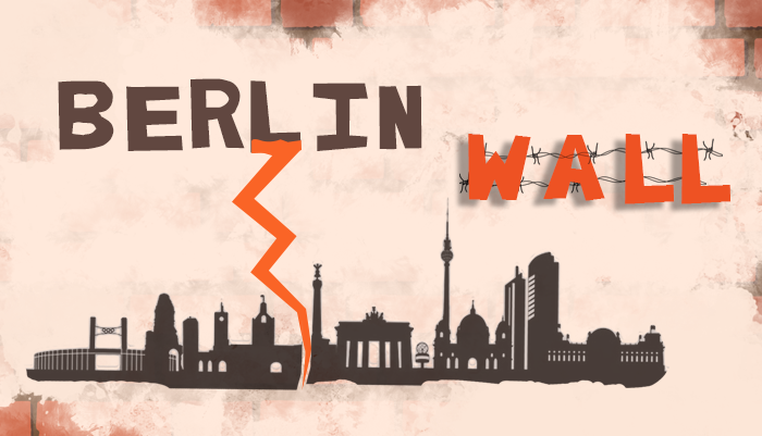 The Fall Of Berlin Wall History For Kids Mocomi