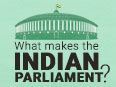 What makes the Indian Parliament?
