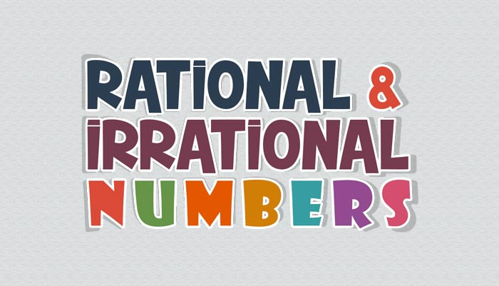 Rational And Irrational Numbers - Maths For Kids Mocomi