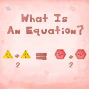 What is an equation - Mocomi Kids Square Thumbnail