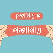 Difference between plasticity and elasticity – Square Thumbnails