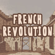 French Revolution – History for Kids – Square Thumbnails