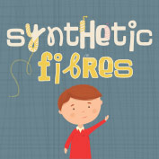 What are synthetic fibres?
