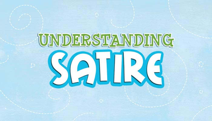 What Is Satire And Its Types English Worksheets Mocomi Kids