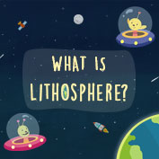 Major Domains of the Earth – Lithosphere
