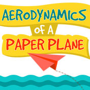 Aerodynamics of Paper Planes