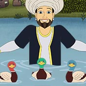 Mullah Nasruddin: What clever people do?