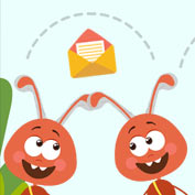 Did ants invent the world's first social network?