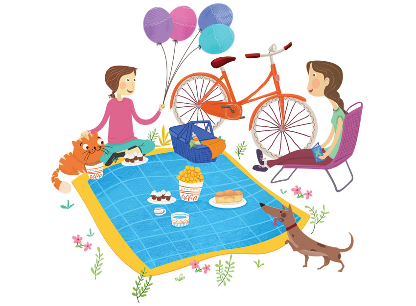 Winter Activities – Picnic