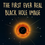 The First Ever Real Black Hole Image