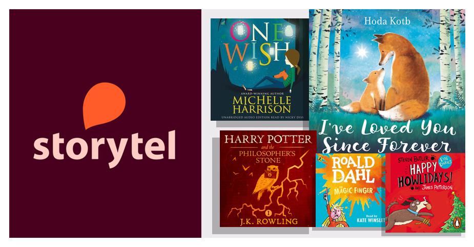 Storytel: Audiobooks & Ebooks – App Review