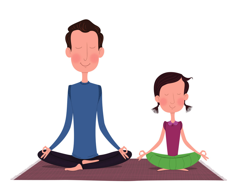 Importance of Meditation in Children