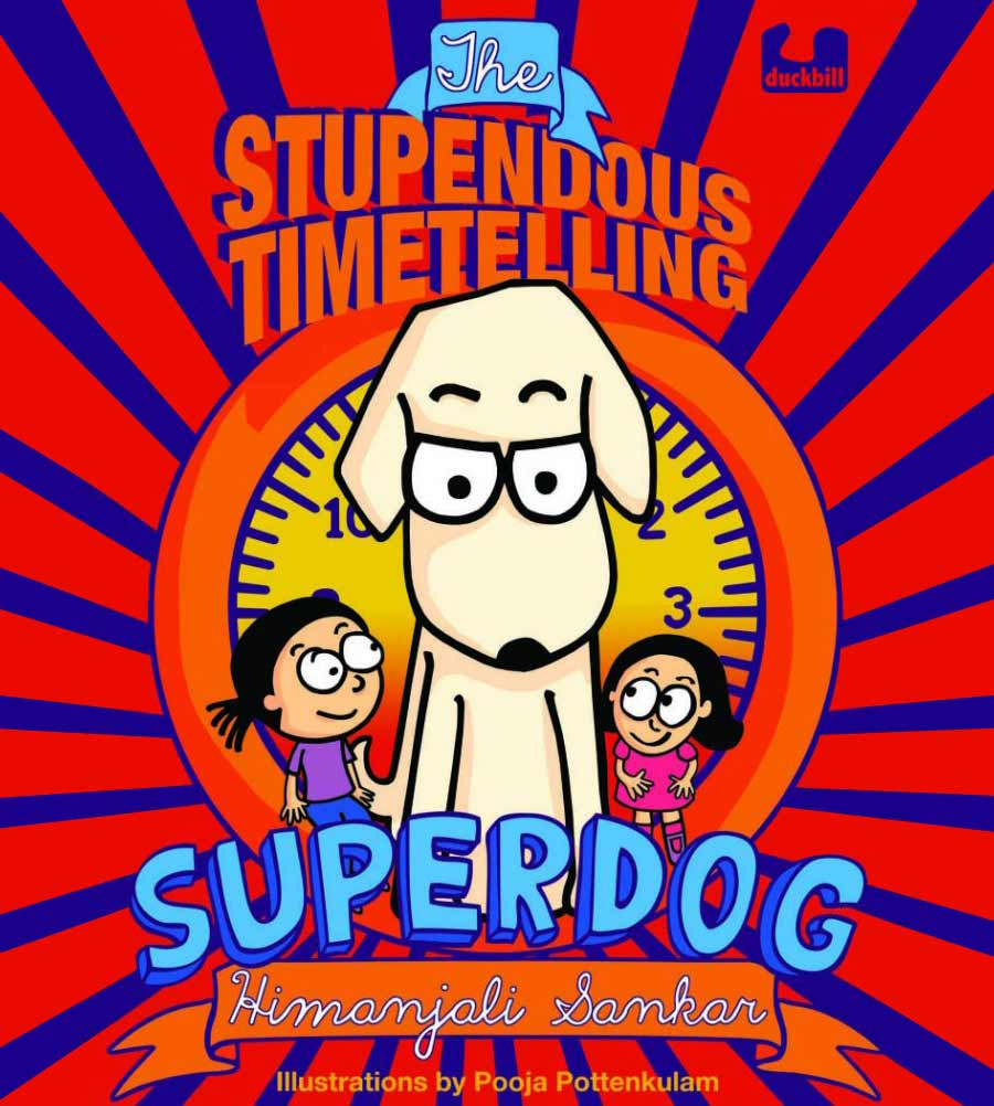 The Stupendous Time Telling Superdog – Book Review