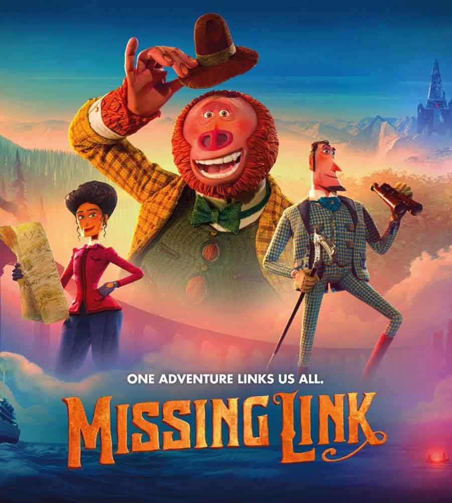 The Missing Link – Movie Review