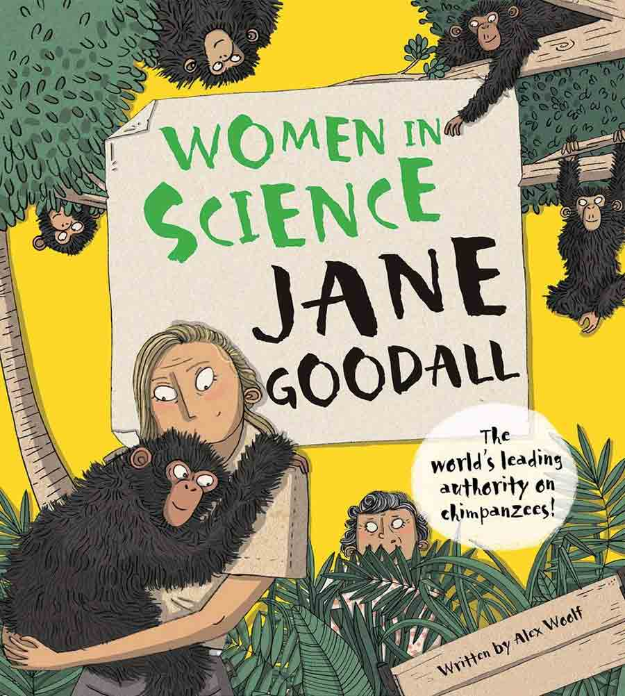 Women in Science: Jane Goodall – Book Review