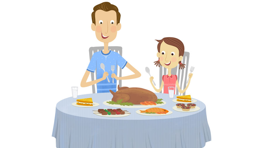 How to Counter Holiday Binge Eating