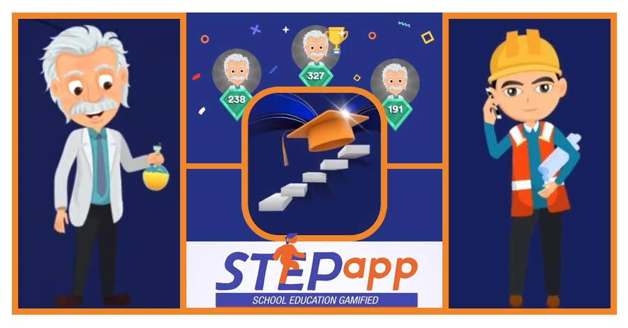 STEPapp: Gamified Learning – App Review