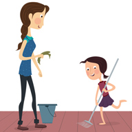The Importance of Sharing Chores