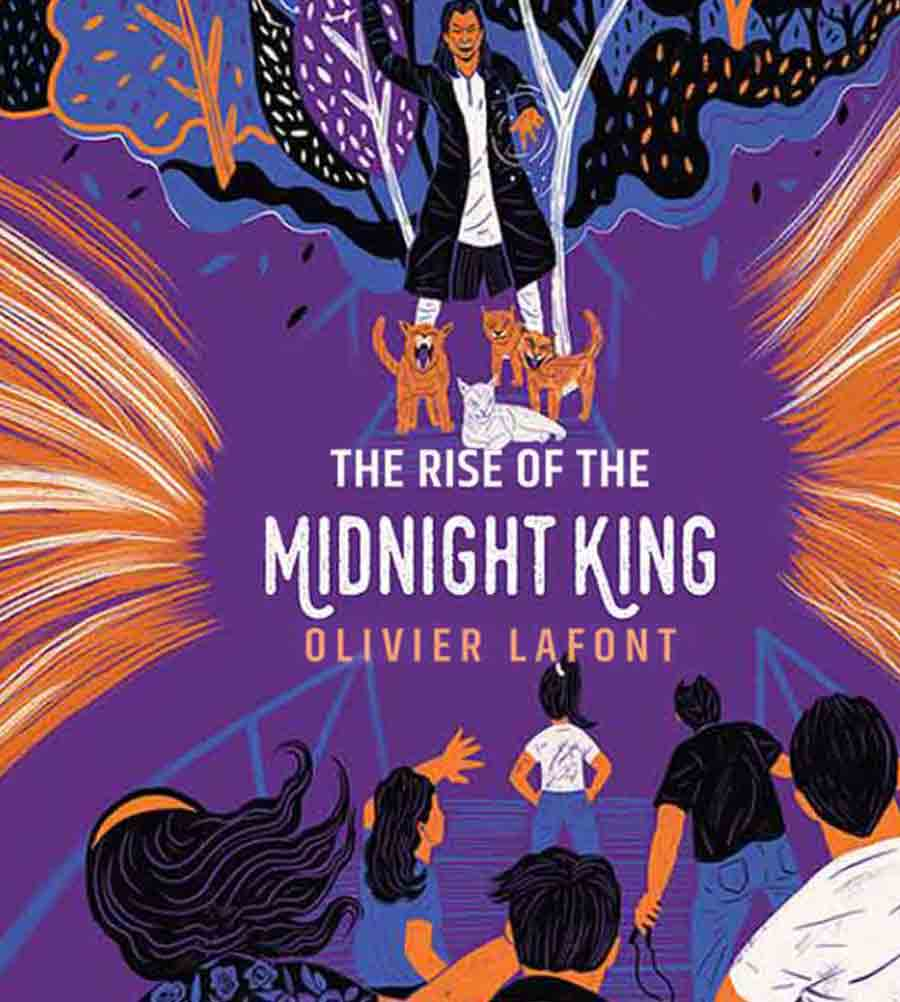 The Rise of the Midnight King: Book 1 – Book Review