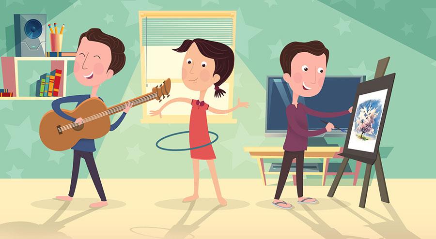 Fun Activities During Social Distancing