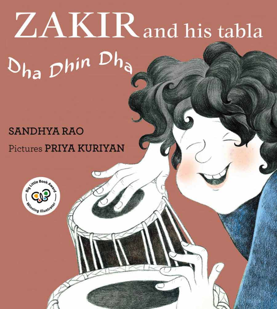Zakir and his Tabla: Dha Dhin Na – Book Review