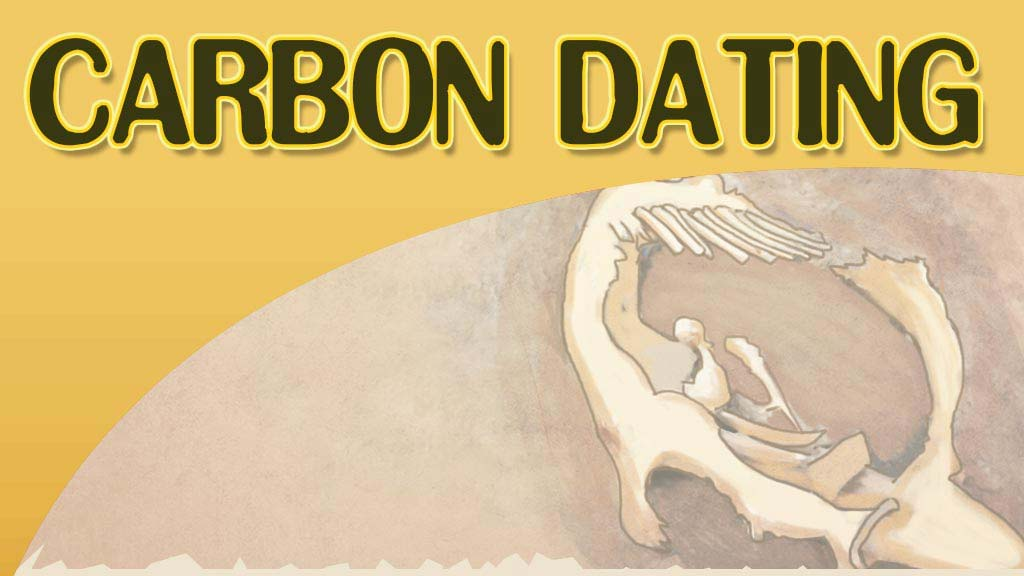 Explain carbon dating methods